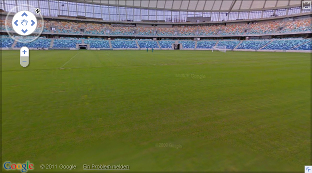 Moses-Mabhida-Stadion<br><br>